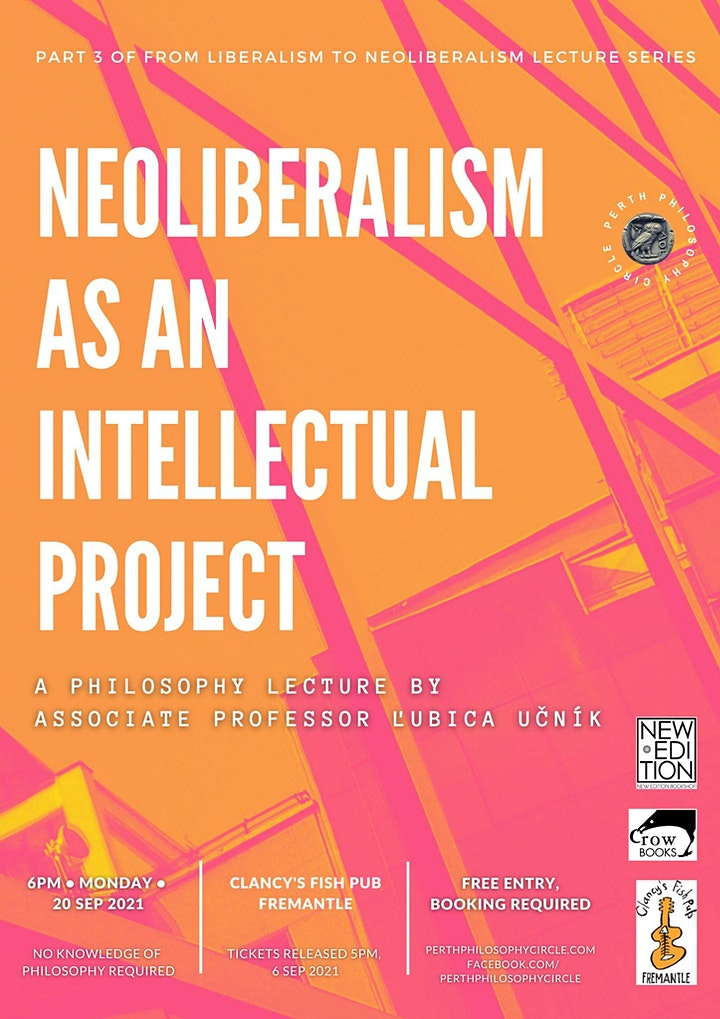 Perth Philosophy: From Liberalism to Neoliberalism - Part 3 image