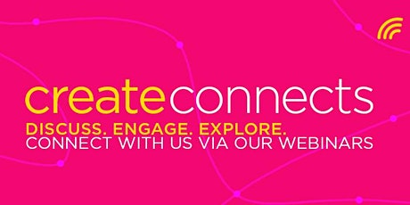 Create Connects: Createability Information Session (Part Two) tickets