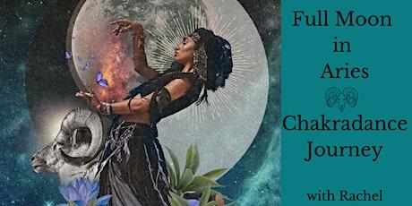 Chakradance - Full Moon Celebration tickets