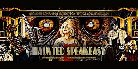 Haunted Speakeasy tickets