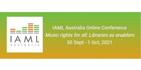 Music rights for all: Libraries as enablers tickets