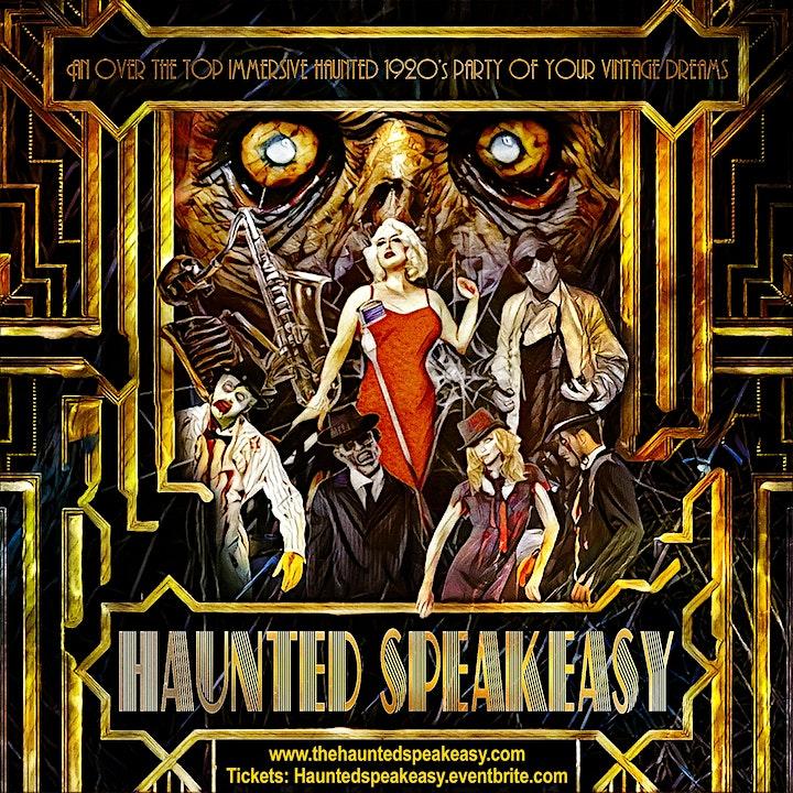 Haunted Speakeasy image