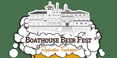 BOATHOUSE BEER FEST 2021 - Belle Isle Detroit tickets