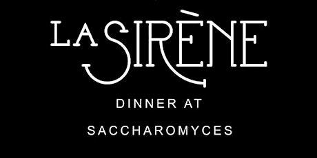 La Sirene Farmhouse Dinner tickets