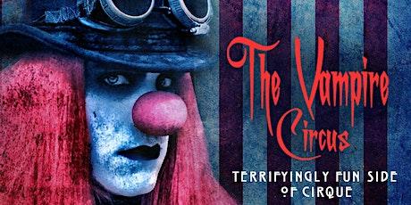 The Vampire Circus tickets