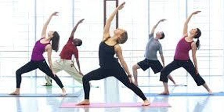 VINYASA  FLOW YOGA  WITH JILL SANSOM, AT VISIONS REIKI AND SOUL SPA tickets