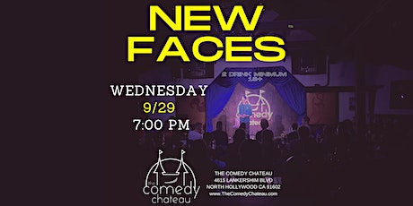 Comedy Chateau presents: New Faces (9/29) tickets