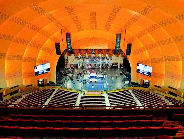 Imagen de APASIONADO TOUR NEW YORK /RADIO CITY HALL
