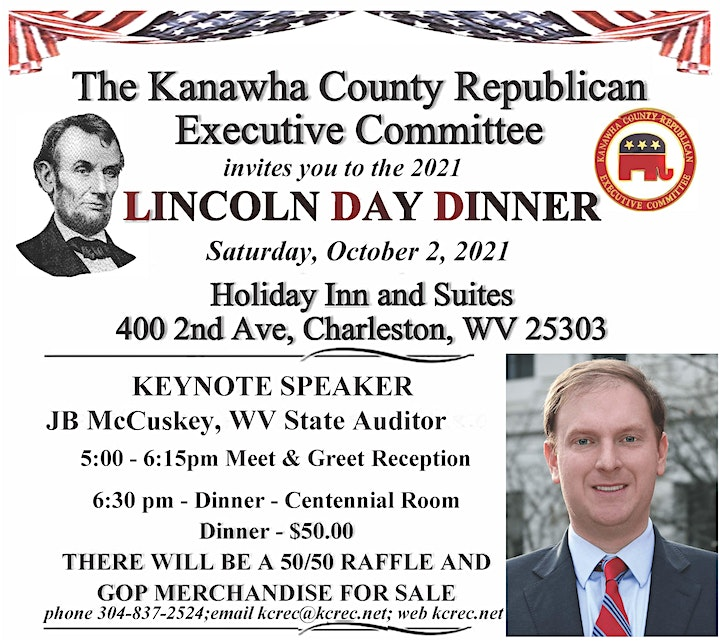 Lincoln Day Dinner image