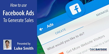 How to use Facebook Ads to Generate Sales entradas