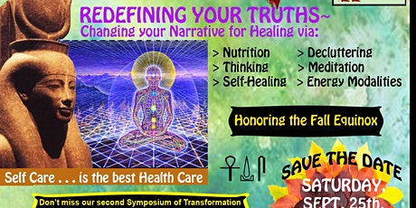 CHANGING YOUR NARRATIVE FOR HEALING tickets