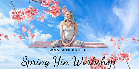 Spring Yin Yoga Workshop tickets