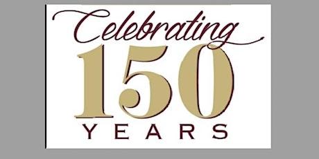 Holbrook's 150th Birthday Parade tickets