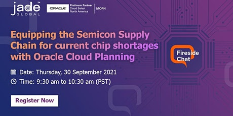 Equipping the Semicon Supply Chain for current chip shortages with Oracle C tickets