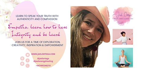 FREE HIGHLY SENSITIVE & EMPATHS COMMUNICATE WITH EASE & BE HEARD WORKSHOP tickets