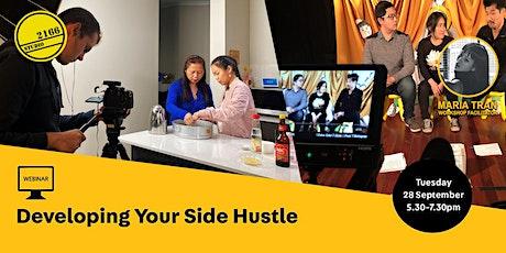 WEBINAR: Phoenix Eye - Develop Your Side Hustle tickets