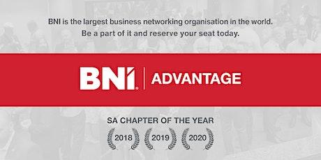 BNI Advantage (in-person event) tickets