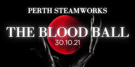 Halloween: The Blood Ball tickets