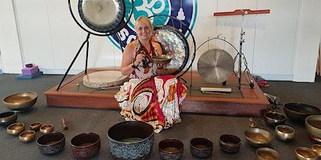 Gongs and Tibetan Singing Bowl Meditation tickets
