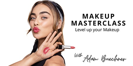Buderim Makeup Masterclass tickets
