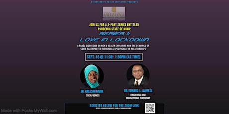 Pandemic State of Mind: Love in Lockdown tickets