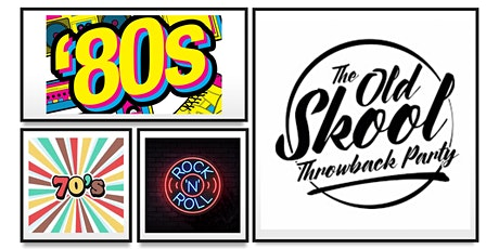 Connect Me Noosa Presents The Old Skool Throwback Party tickets