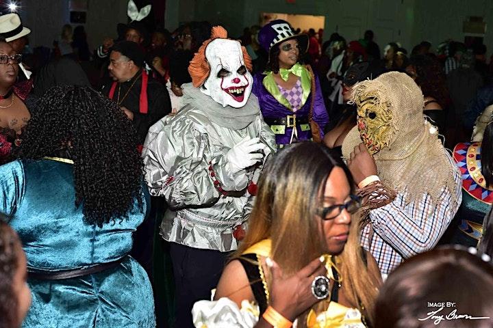 Nightmare In The DMV Costume & Masquerade Scorpio Bash 10/30/21 image