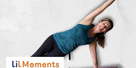 15 Min Total Body Strengthening the Mat tickets