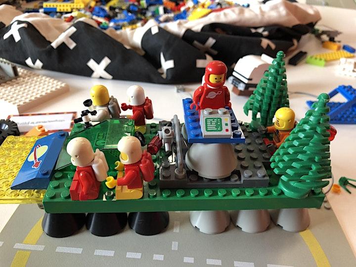 SHP Lego Challenge @ Bridgewater Library image