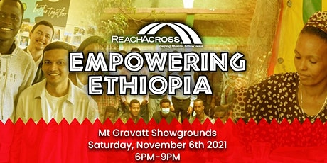 ReachAcross Annual Fundraising Dinner 2021 tickets