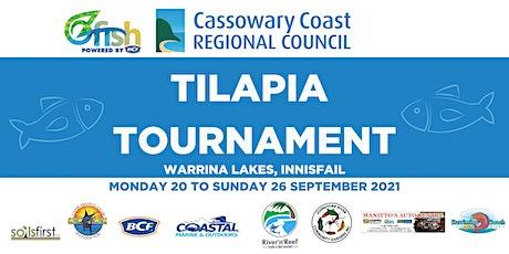 2021 Tilapia Tournament tickets