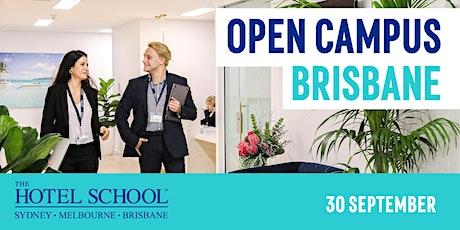 The Hotel School Brisbane Open Campus tickets