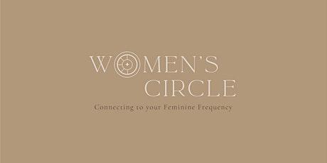 Feminine Wisdom  Circle (online) tickets
