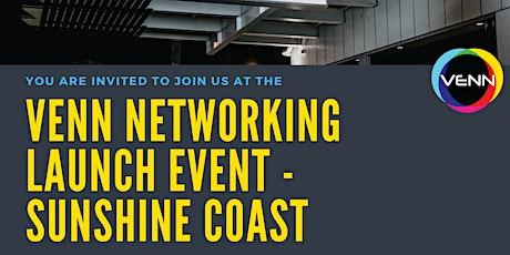 VENN Networking Event - 30 September, 2021 - Uptown Bar, Maroochydore tickets