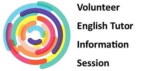 Melbourne AMEP - Vounteer Tutor Information Session ingressos