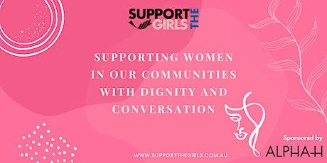 Support The Girls Australia Bra Gifting  - Robina Community Centre tickets