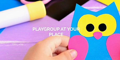 Playgroup at Your Place tickets