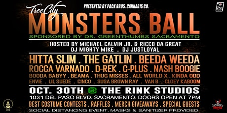 Tree City Monsters Ball tickets