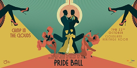 Pride Ball: Camp In The Clouds tickets