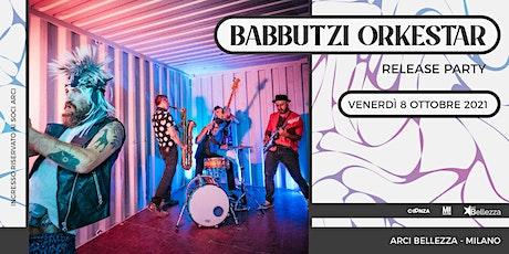 Babbutzi Orkestar Release Party tickets
