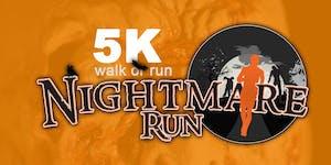 Nightmare Run 5k 2015 - Sacramento, CA