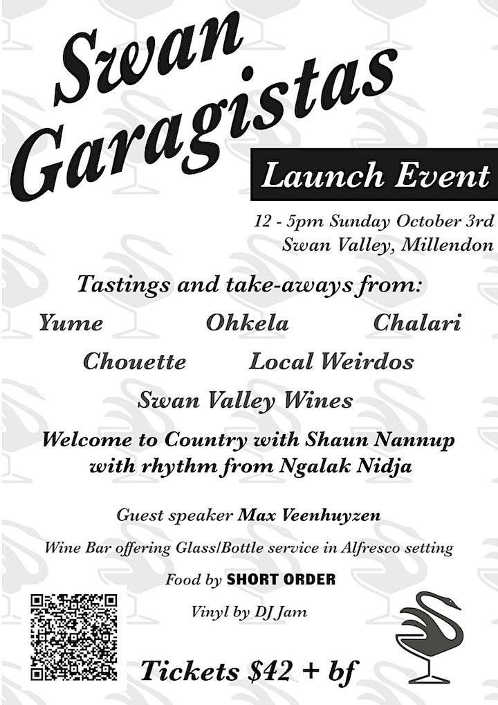 Swan Garagistas Launch image