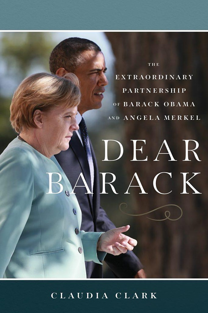 """Dear Barack"" - the Extraordinary Relationship between Obama and Merkel image"