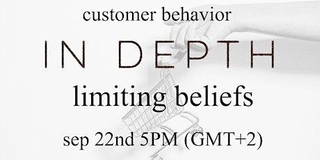 """Customer Behavior IN DEPTH: """"Limiting Beliefs"""" tickets"""