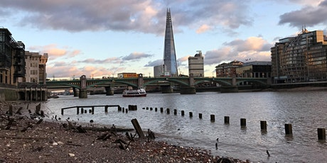 Thames Foreshore Walk with Lara Maiklem and Mike Webber tickets