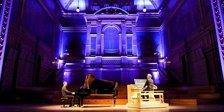 Scott Brothers Duo - live organ and piano duets with animation tickets