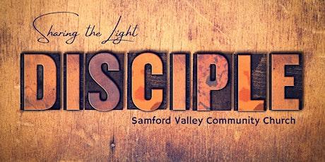 Sunday Worship - 9am 26 September 2021 - Samford Valley Community Church tickets