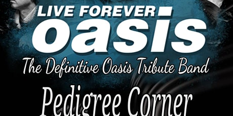 LIVE FOREVER OASIS tickets