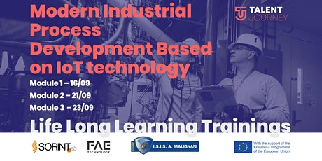 Modern Industrial Process Development Based on IoT technology tickets