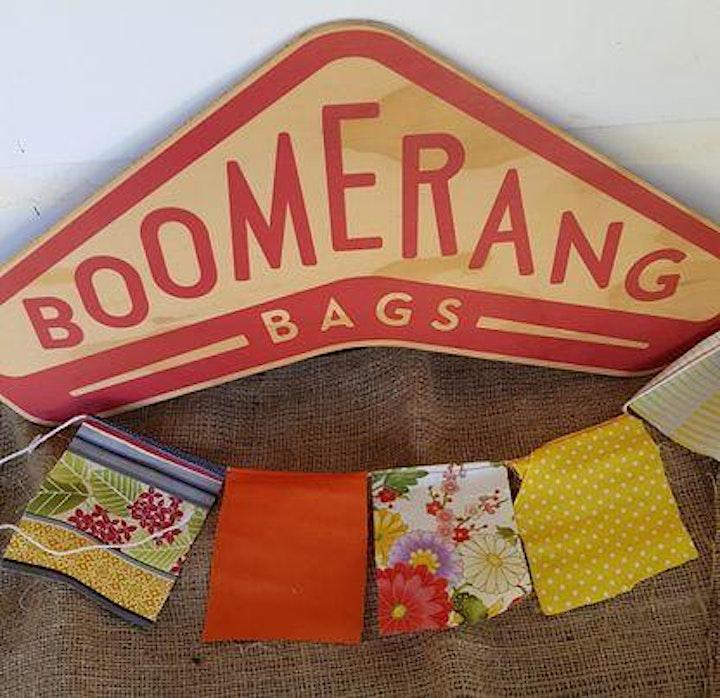 Upcycle Awareness Workshop with Boomerang Bags Geraldton image